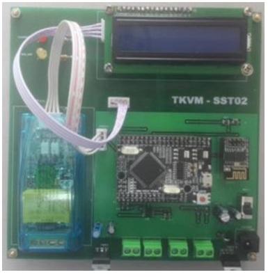 Figure 4  Board mạch module giám sát